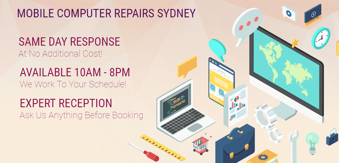 mobile computer repairs sydney offer
