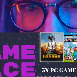 Ultra PC Game Bundle GiveAway!