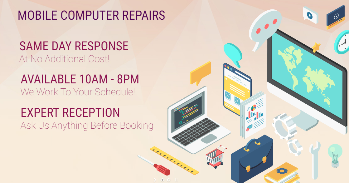 mobile computer repairs ryde features
